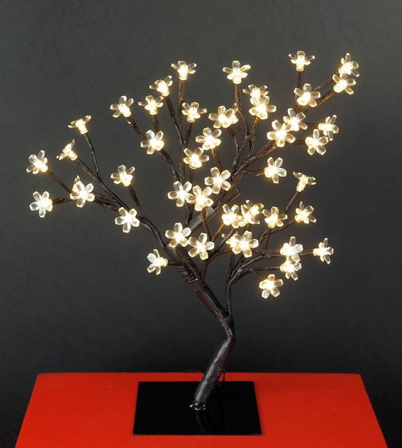 made in china  FY-003-B09 LED cheap christmas branch tree small led lights bulb lamp  company