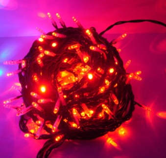 manufactured in China  FY-01B-013 LED christmas lights set lamp string chain  factory