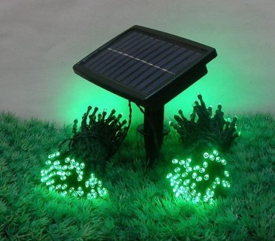 made in china  FY-500L-SP Series 500 LED Solar String Lightson sales  company